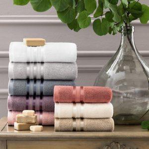 Функциональные и практичные полотенца для ванной комнаты