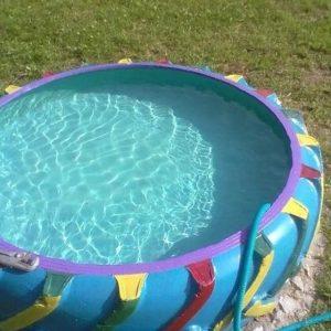 Бассейн своими руками – советы как построить стационарный каркасный плавательный бассейн