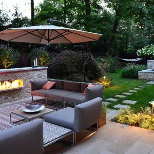 Частный двор своими руками – обустройство и простые идеи дизайна для больших и малых придомовых территорий