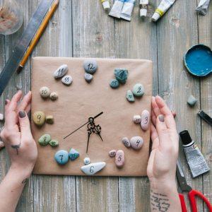 Часы своими руками – 70 фото идей создания стильных настенных часов для дома