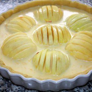Эльзасский яблочный пирог: простой рецепт с фото и описанием