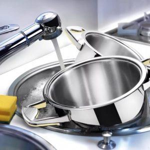 Как очистить кастрюлю – лучшие способы очистки от нагара и жира внутри и снаружи (инструкция + 85 фото)