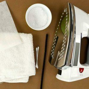 Как очистить утюг – лучшие способы удаления накипи в домашних условиях. Пошаговая инструкция по очистке современных моделей