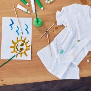 Как отстирать краску с одежды в домашних условиях: простые и эффективные способы удаления различных типов красок