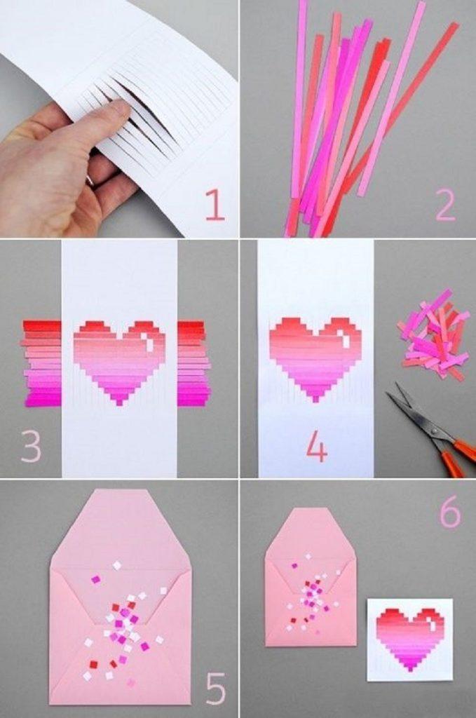 Как сделать в электронном виде открытку