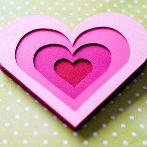 Как сделать сердечко: рекомендации как сделать самые простые украшения в виде сердца