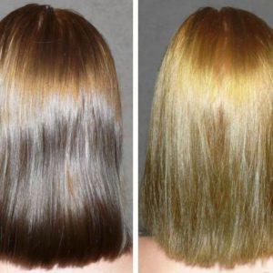 Как смыть краску с волос: обзор способов самостоятельной смывки в домашних условиях (115 фото)