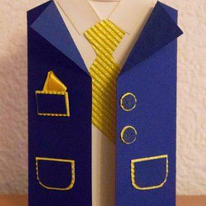 Поделка галстук: мастер-класс и советы как сделать открытки и сувениры в форме галстука (75 фото-идей)