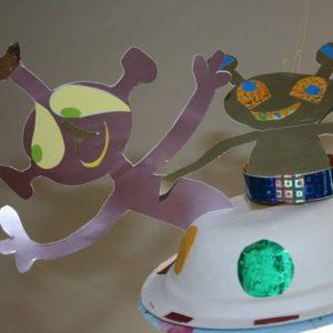 Поделка космос – актуальные тематические игрушки, идеи и стильные украшения на космическую тематику (100 фото)