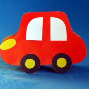 Поделка машина для детей: мастер-класс создания из бумаги и подручных материалов (80 фото)
