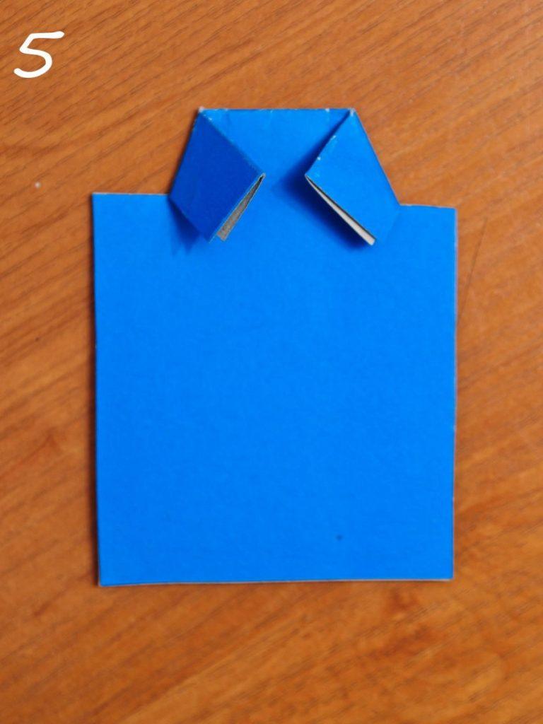 Открытки из бумаги рубашки, картинки