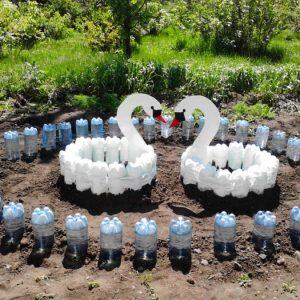 Поделки для дачи: лучшие идеи украшения сада и огорода своими руками (105 фото)