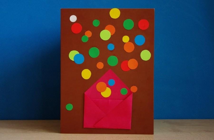 Львица, открытки из цветной бумаги для дедушки