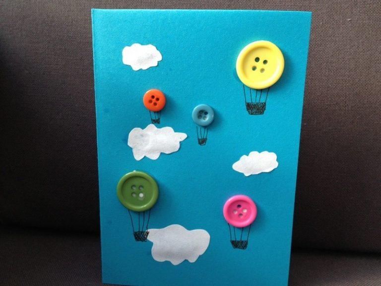 Открытки из пуговиц с днем рождения, физика анимациях открытки