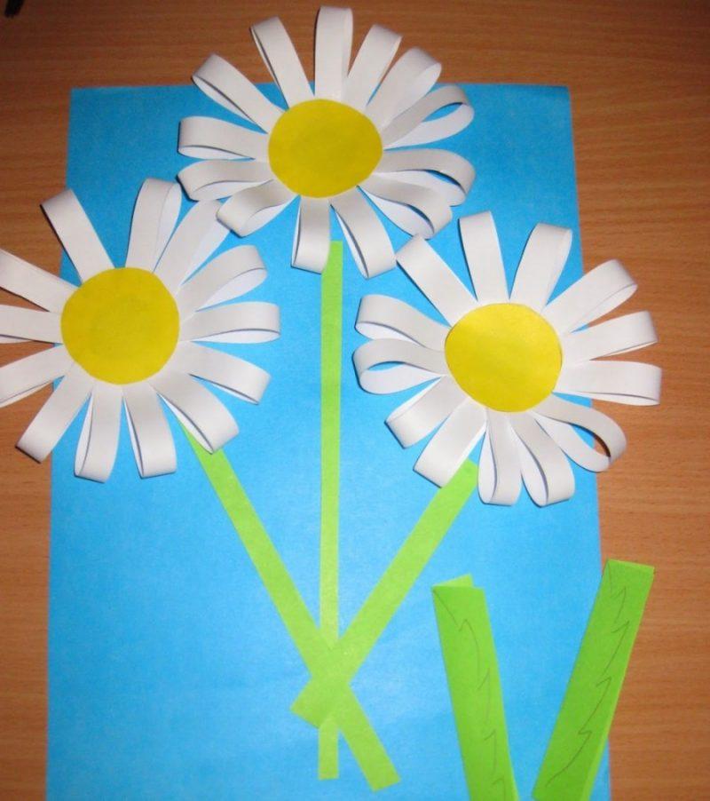 Днем учителя, открытки из бумаги 1 класс