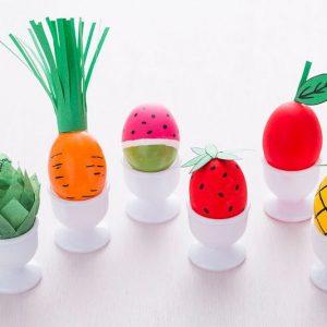 Поделки из яиц: мастер-класс по изготовлению стильных и красивых украшений своими руками (80 фото)
