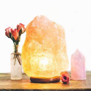 Соляная лампа – технология изготовления своими руками, принцип работы и советы по выбору
