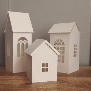 Как сделать домик: пошаговое описание процесса создания красивых моделей (70 фото)