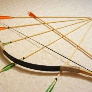 Как сделать лук и стрелы своими руками – простая инструкция с пошаговым руководством фото и видео. ТОП-10 лучших идей