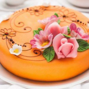 Как сделать мастику для торта в домашних условиях. 10 лучших рецептов приготовления в домашних условиях (100 фото)