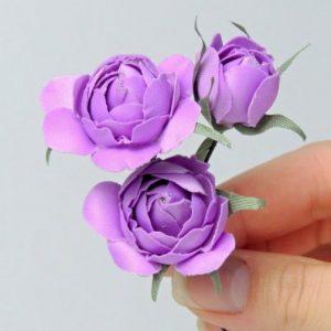 Как сделать цветы – пошаговый мастер-класс по изготовлению искусственных цветов