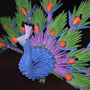Поделка птица: как сделать для школы и садика птицу из разных материалов (115 фото-идей)
