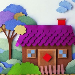 Поделки аппликации из цветной бумаги – оригинальные, интересные идеи и шаблоны для детей (100 фото)