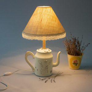 Светильник своими руками – лучшие идеи как сделать оригинальные самодельные лампы и торшеры