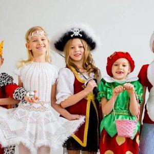 Берем карнавальные костюмы в аренду